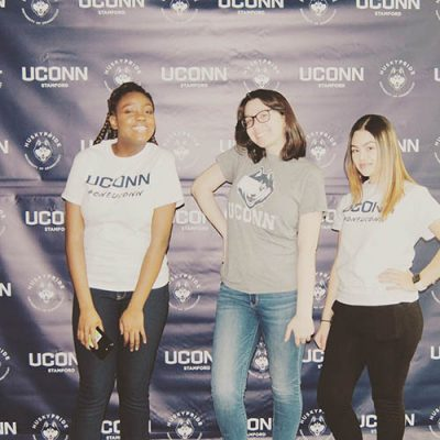 3 UConn Students