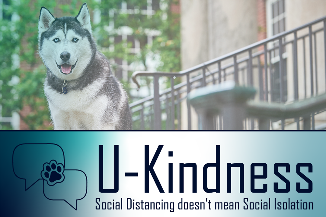 U-Kindness Social Distancing Doesn't Mean Social Isolation